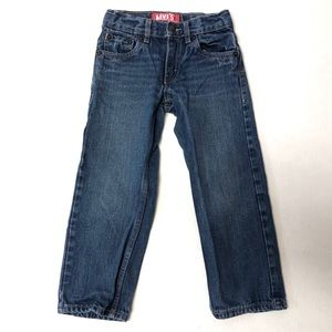 5/$25 Levi's 549 relaxed fit blue jeans boy girl 5